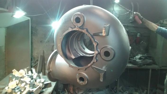 Industrieguss (Pumpe)